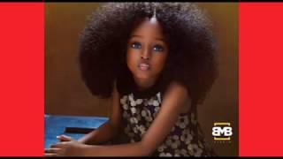 Meet Baby Jare, The 4 year old Nigerian Girl Branded The 'Most Beautiful Girl In The World'