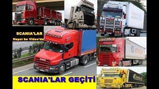 SCANIA TIR 'LAR / BURUNLU KABİN / TOPLINE KABİN / V8