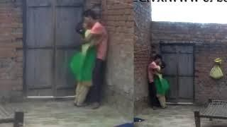 Girl & Boy Alone in Home  in Village Oops moment