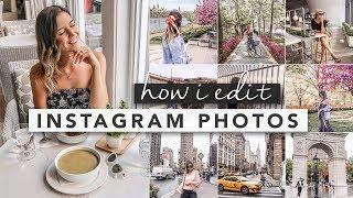 GIVEAWAY + How I Edit My Instagram Photos and Photo Editing Apps | by Erin Elizabeth