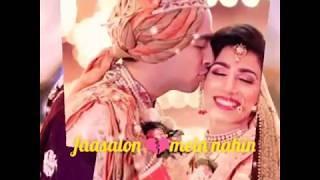 WhatsApp Status Video Chahaton Ka Mazaa Faasalon Main Nahi Wedding Beautiful Video    Trisha Thakur