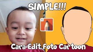 Cara Edit Foto Cartoon | Autodesk Sketchbook
