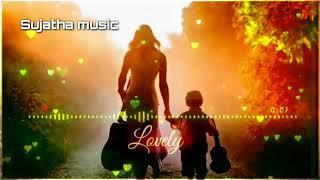 Best emotional mother status song - nuvve lekunte amma song - mother status videos 2019
