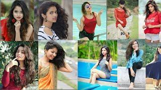 Indian No. 1 Modeling Girl's Photoshoot Pose   New Latest Outdoor Photography Pose  