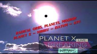 BREAKING NEWS ''' PLANET X OR NIBIRU'S MOONS LOCKED INTO ORBIT
