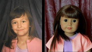 Recreating My Childhood Photos Using AG Dolls