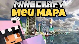 Tour pelo meu mapa no Minecraft ft. TT