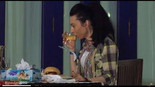 După mai multe pahare de șampanie, Cati îi face o mărturisire lui Raul
