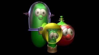 Rare Veggietales Photo Collection