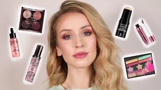 TRYING NEW WET N WILD | Rebel Rose Collection, Foundation Stick, Pump Collection