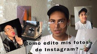 Cómo editar fotos para INSTAGRAM siendo un inventado/ ultr4papi
