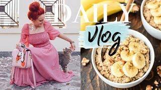 Daily vlog | O incercare spre un nou stil de viata [ce mananc si ce nu mai mananc]