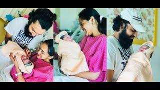 Anchor Lasya Manjunath Baby Boy Photos || Anchor Lasya Son