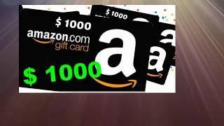 How To Get $1000 Card? - kawangware househelps latest 187
