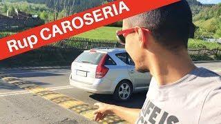 LIMITATOARELE DE VITEZA ITI RUP CAROSERIA!? TIROLIANA - PRIMA DATA! VLOG S2E68