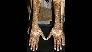 Mehndi Designs for Bridal Backhand – Awesome Photo Collection