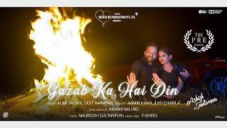 Gazab Ka Hai Din | A Pre Wedding Video | Aashish & Santwana  | FOTO ME STUDIO | HD