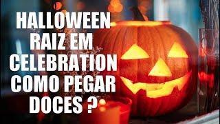 Como é o Halloween em Celebration Florida
