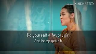 MINE (day)(Lyrics)- RAISA & DIPHA BARUS