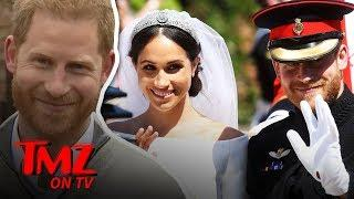 Meghan Markle and Prince Harry Welcome Royal Baby Boy! | TMZ TV