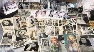 Abandoned storage hits vintage black & white photo collection $7400 locker