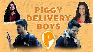 JHAKAAS   Piggy Delivery Boys Ft. Santoshi Sharma and Swetha Naidu