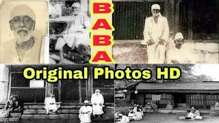 Sai Baba Original Photos 1916 In HD ||