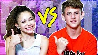 MattyBRaps Reacts: Like A Girl (Haschak Sisters)