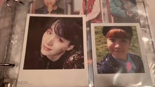 BTS Photo Card Collection [no talking]