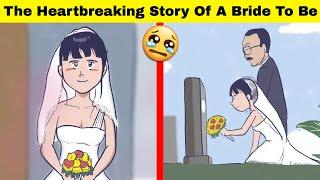The Heartbreaking Story Of A Young Girl Who Can No Longer Be A Bride [Illustrations]