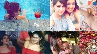 All Pics | RCB Fan Deepika Ghosh | Viral Girl From RCB Vs SRH match