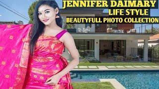 Jennifer Daimary Lifestyle : Beautyfull Photo Collection 2019