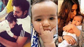 Rohit Sharma Spends Some Quality Time With His Cute Baby Girl Samaira