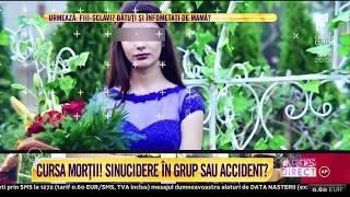 Imagini șocante! Sinucidere în grup sau accident? Trei destine au fost distruse într-o singură clipă
