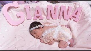 ¡Ella es Gianna, hija de EDWIN LUNA! | Primeras fotografías
