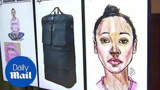 Police asking for help identifying girl's body found in duffel bag