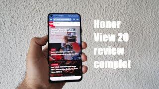 Huawei Honor View 20 - review complet