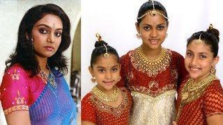 Actress Madhavi  Daughter  cute Photos
