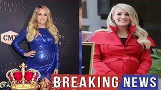 'There's a Lot of Speculation' Pregnant Carrie Underwood's Baby on the Way Is a Girl: Source