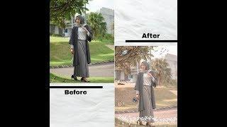 Cara edit foto ala @nabilazirus part 2