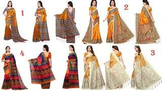 Latest Best Designer Sarees Photo Collection
