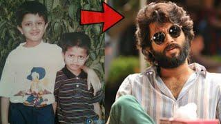 Vijay Devarakonda Unseen Photo Collection || Childhood, Family ||