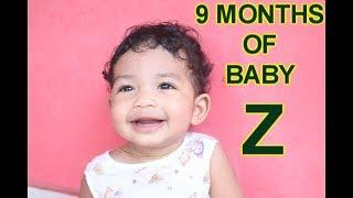 9 MONTH BABY COMPILATION | real rowdy BABY VIDEO | rowdy baby compilation