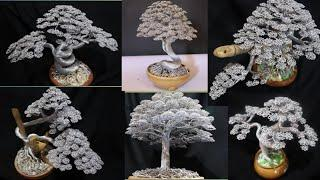 collection of photos Bonsai Wire Tree) Kumpulan photo bonsai kawat
