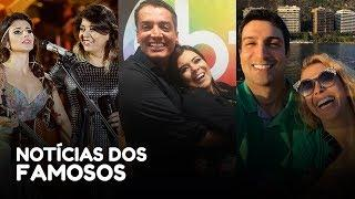 Roberta Miranda detona Paula Fernandes; Leo Dias e foto de Mara Maravilha; Joelma termina namoro