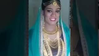 Boy to Girl Transformation - Crossdresser In jewellery And Saree