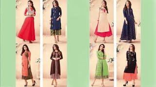 Daily Wear Kurta/ Kurti Design Collection 2018 | Kurti design Images / Photo | Stunning kurti design