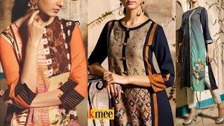 New fashion kurti collection | Designer kurti images | Latest kurta / kurti design photos 2018