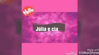Fotos da Júlia com efeito ,vs,foto sem efeito ????