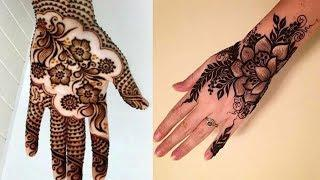 WOW !! Top Beautiful Mehndi Design Collection 2018 || Latest Mehndi Design Photo / Images